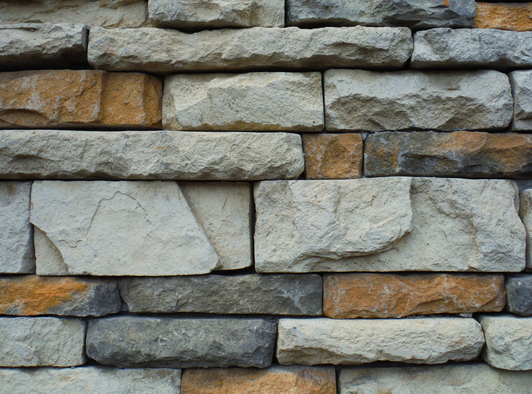 Here is a photo of stone tiles we used on our exterior wall tiling job in Echuca. This job was completed last year of November. See more of our photos at www.Echucatiling.com.au.